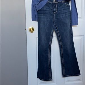 Maurice's 13/14 X-short Jeans